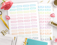 To Do +Appointment Printable Planner Stickers- The Digital Download Shop
