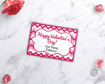 Valentine's Day Labels Printable