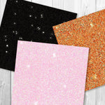 Glitter Digital Paper - The Digital Download Shop