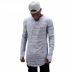 Extended Long Sleeve Tee