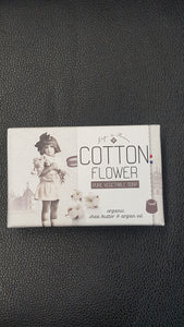 Cotton Flower- Soap Bar