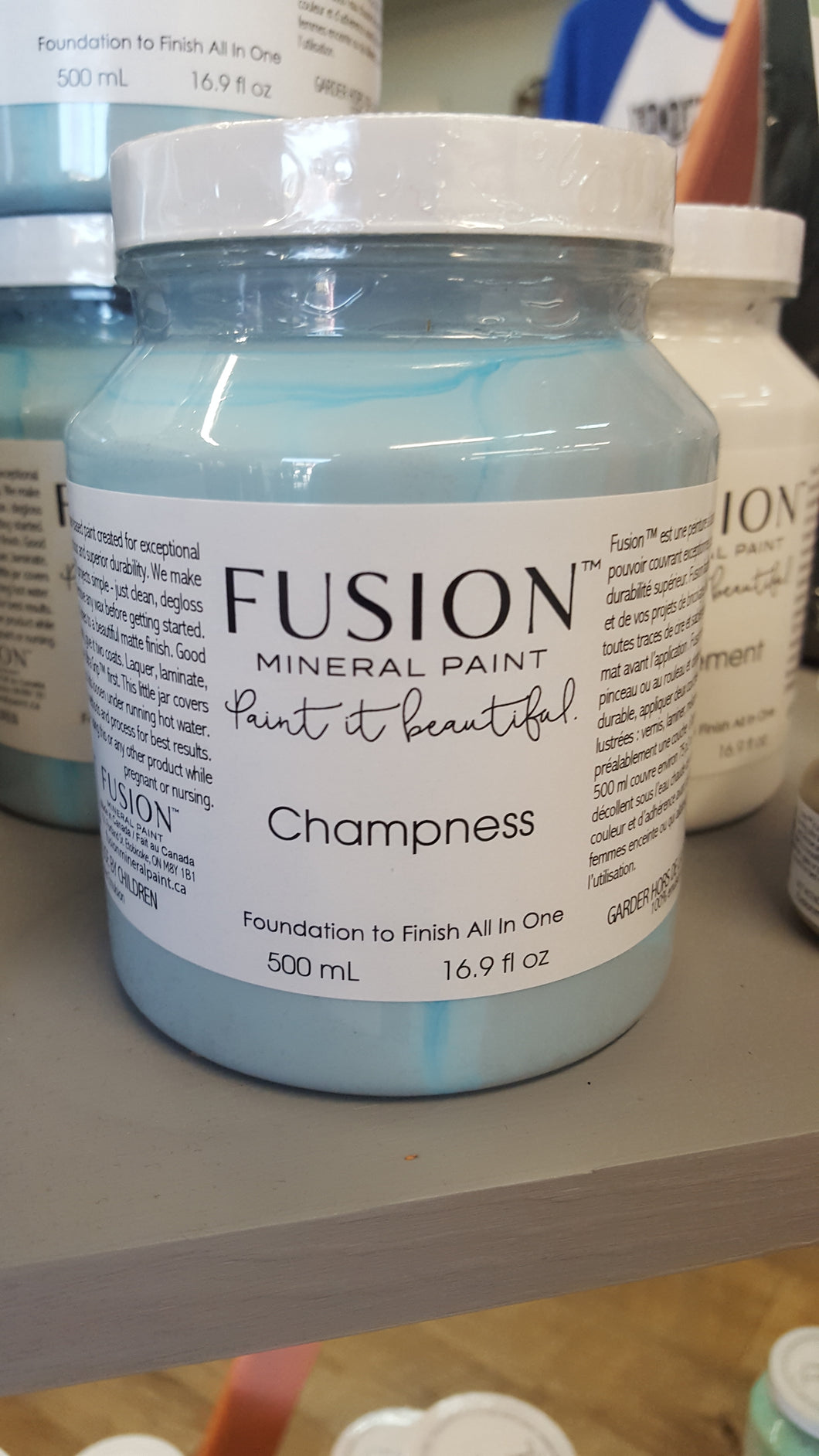 Tester- Champness