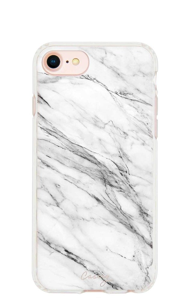 White Marble Iphone X
