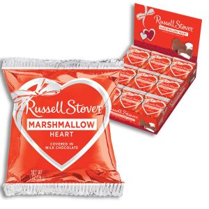 R. Stovers Marshmallow Hearts