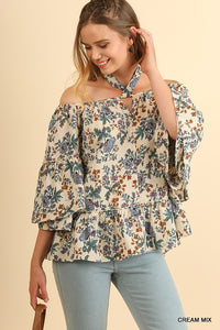Layered Bell Shirt