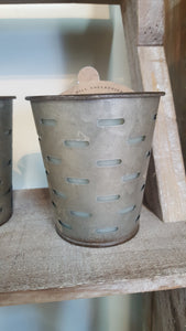 Sweet Tea Olive Bucket