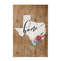 Texas Home- Floral