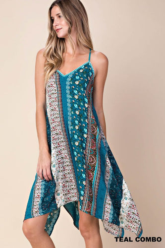 Boho sundress