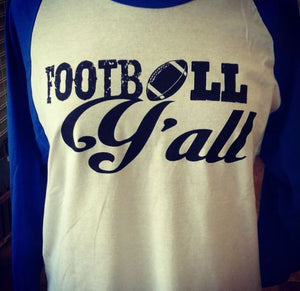 Football Y'all-XL