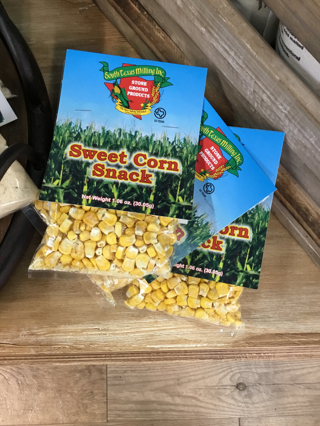 Sweet Corn Snack