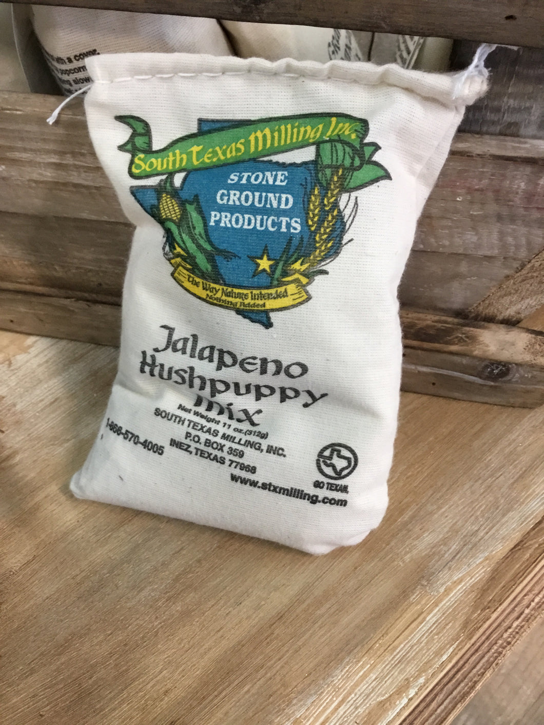 Jalapeno Hushpuppy Mix