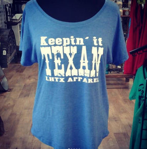 Keepin' it Texan-M