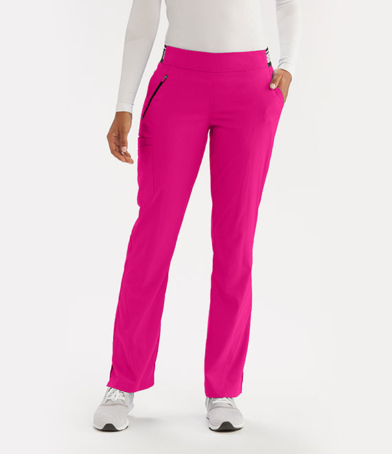 "Pantalon stretch GREY'S ANATOMY  ""PINK ORCHID"""