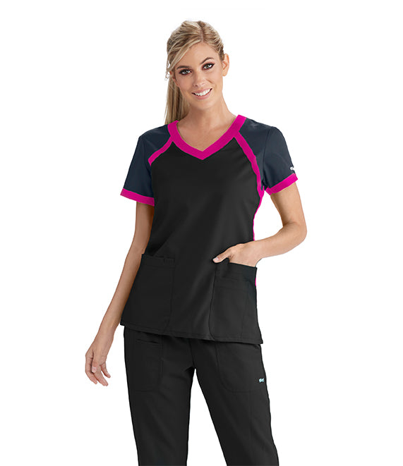 "Tunique Grey's Anatomy ""SCUBA"" BLACK"