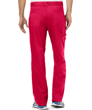 Pantalon Masculin Rouge