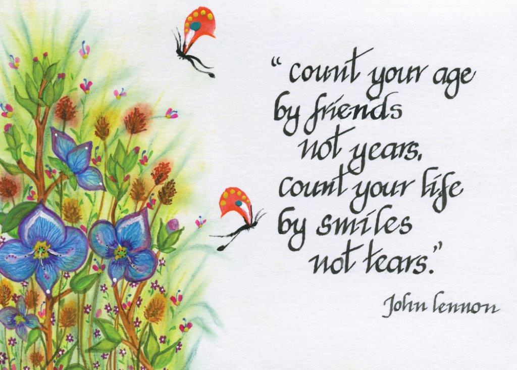 Count Your Friends