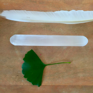 Selenite Cleansing Crystal  -