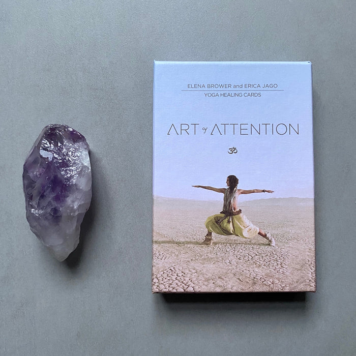 Art of Attention - Yoga Healing Cards