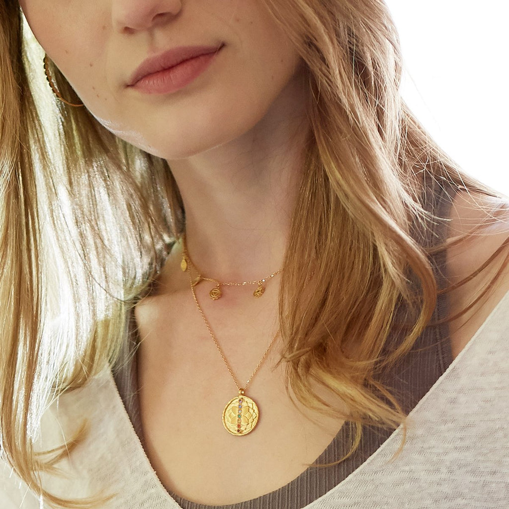 Aligned in Harmony Necklace