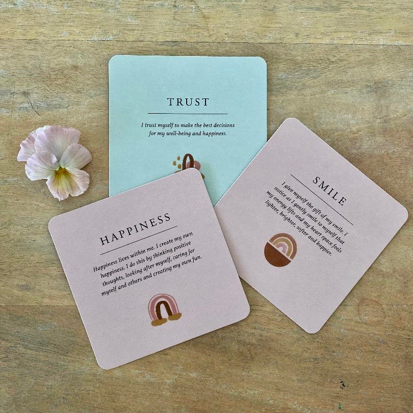 Inner Child Affirmation Cards