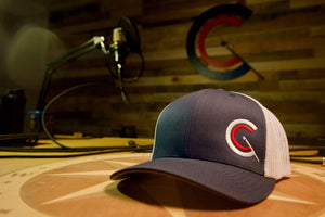 Confident Captain Trucker Hat