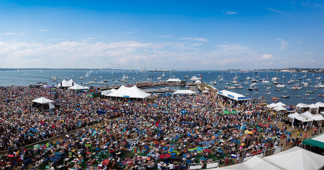 Float at the Jazz Fest (Postponed until 2021)