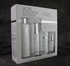 Acne control skin treatment kit