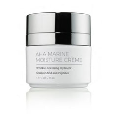 AHA Marine moisture anti-wrinkle cream with glycolic acid
