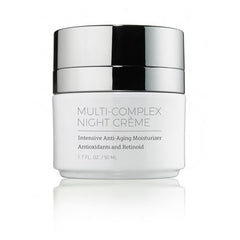 Multi-complex anti-aging moisturizing night cream