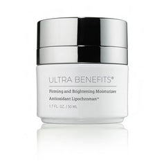Ultra benefits firming and brightening skin moisturizing cream