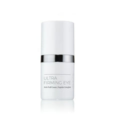 Ultra firming eye cream for puffiness and dark circles