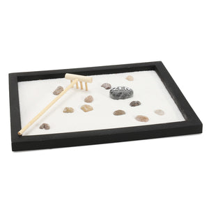 Garden Sand Kit Tabletop Yoga Meditation Home Decor
