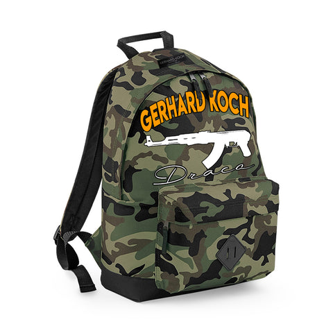 """DRACO"" Backpack"