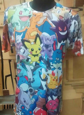 T-SHIRT POKEFULL