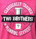 T-SHIRT TWO BROTHERS