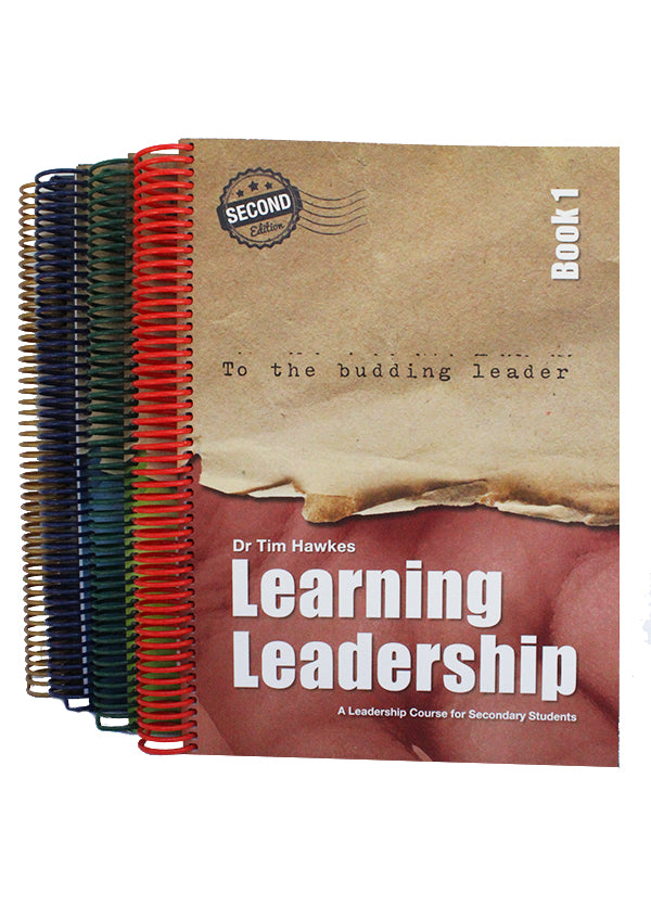 Learning Leadership Books
