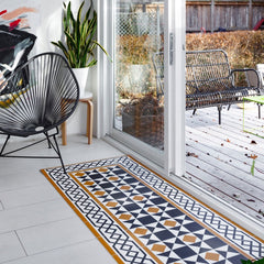 Hidraulik vinyl floor mats rugs and runners Avinyo design