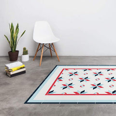 Hidraulik vinyl floor mats rugs and runners Gloria design