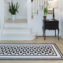 Hidraulik vinyl floor mats rugs and runners Ipanema design