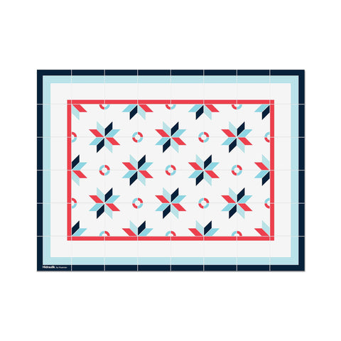 Gloria Rectangular Placemats (set of 6)