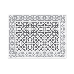 rectangular vinyl washable placemat Hidraulik Padua