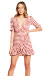 Capulet Nadine Mini Wrap Dress