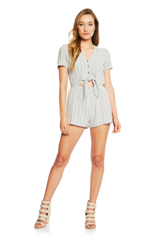 Finders Keepers Rituals Embroidered Mini Dress