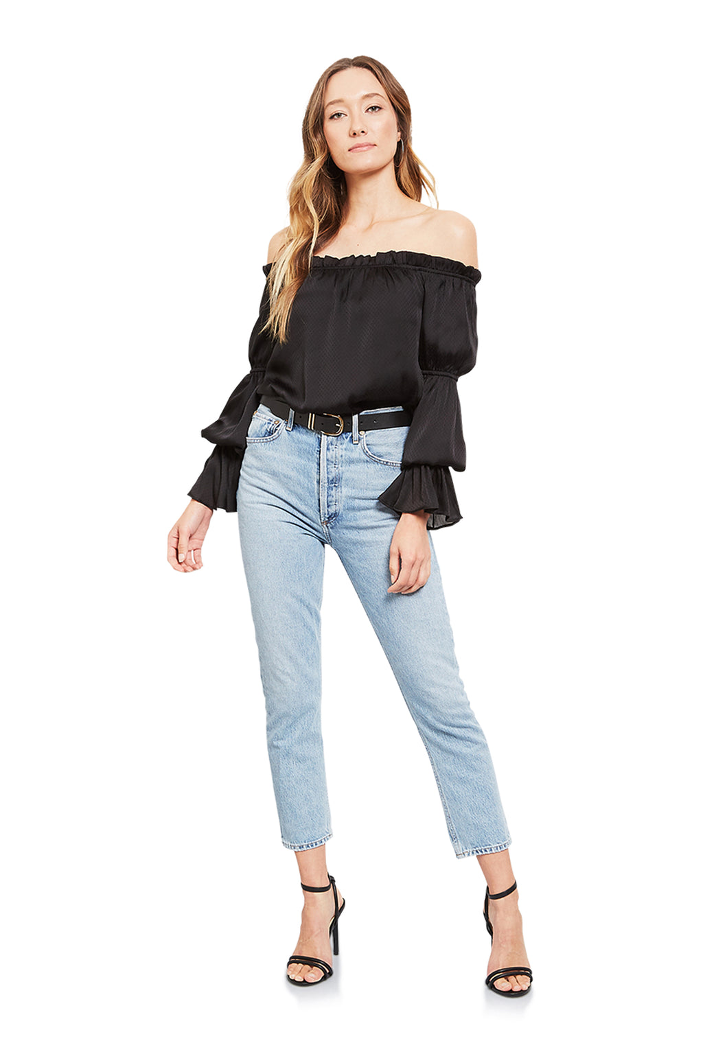 About Us Tina Off Shoulder Top