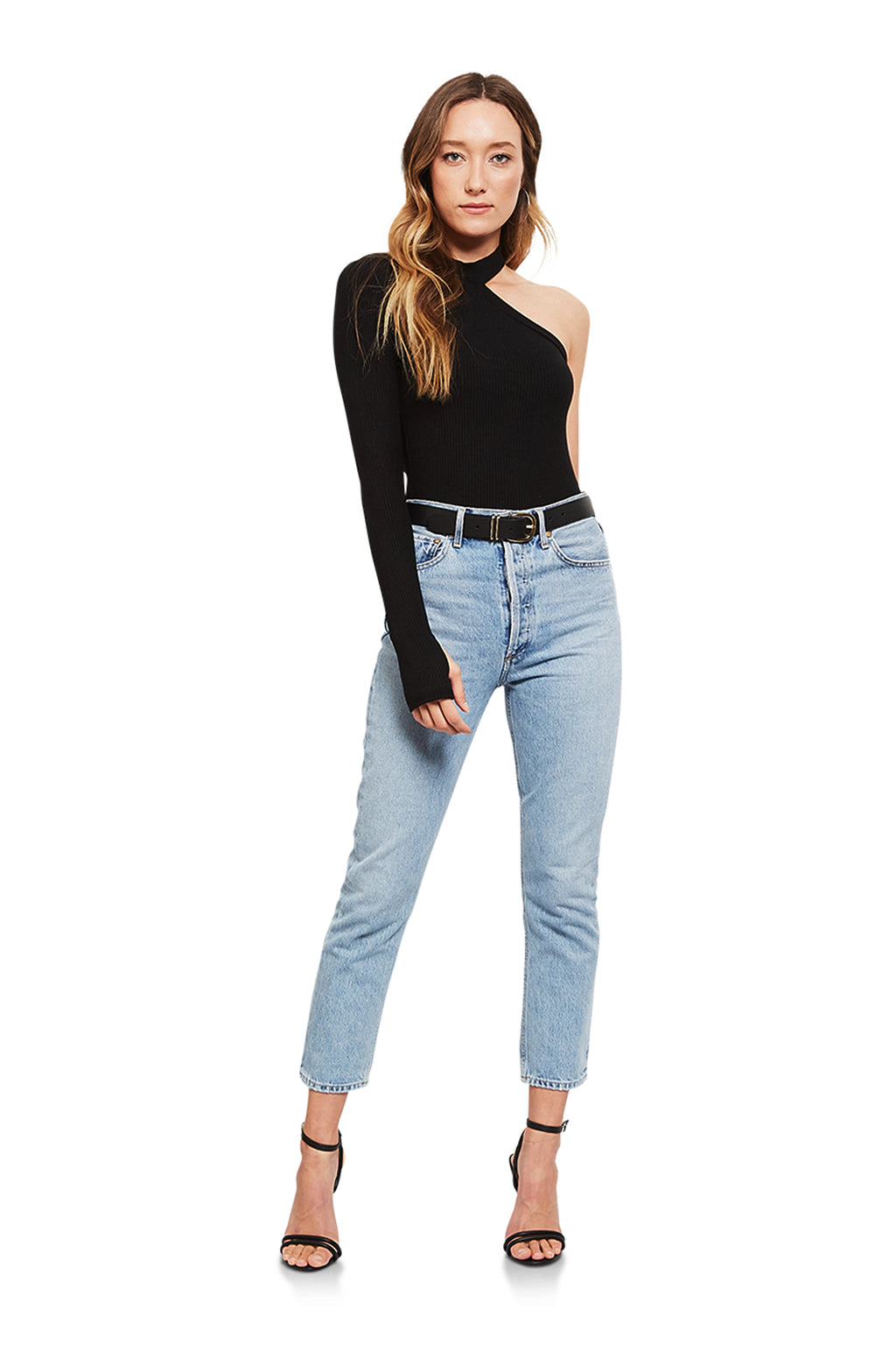 LNA SOPH RIB TOP