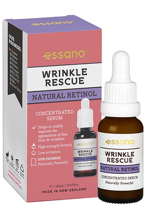 essano Wrinkle Rescue Natural Retinol