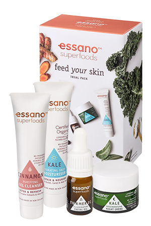 Superfoods Feed Your Skin Trial Pack