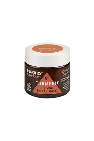 Superfoods Turmeric Certified Organic Reviving Facial Mask