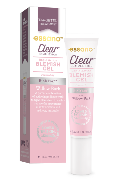 Clear Complexion Rapid Action Blemish Gel