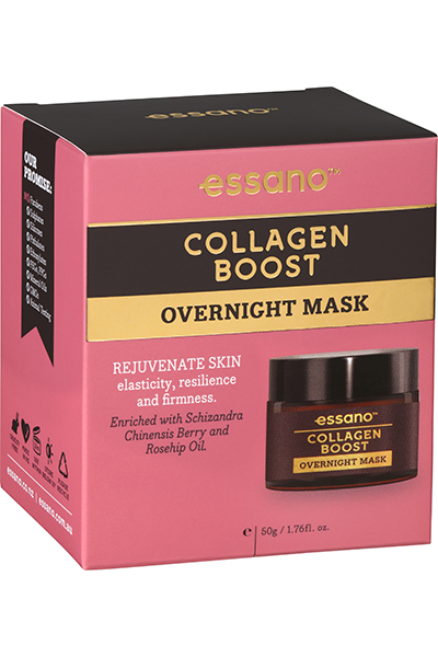Collagen Boost Overnight Mask